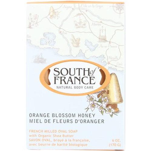 SOF Bar Orange Blossom Honey