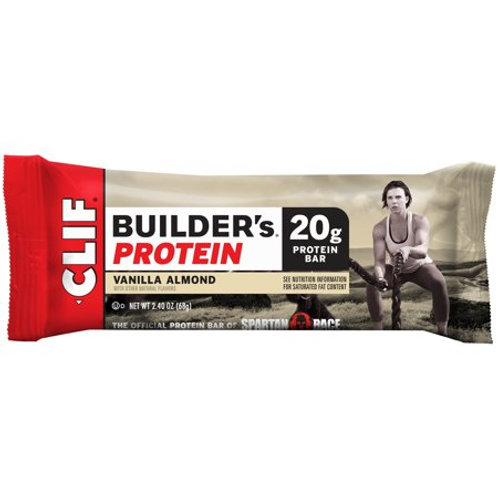 Clif Builder Bar Van Almond