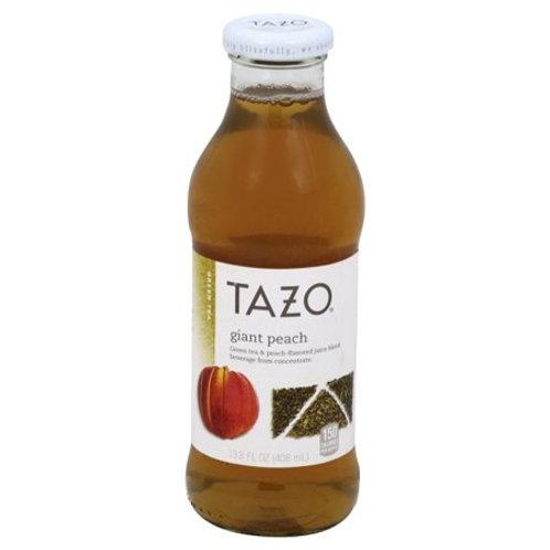 Tazo Green Giant Peach tea