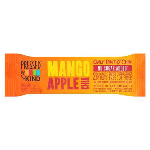 Kind Mango Apple Press Bar