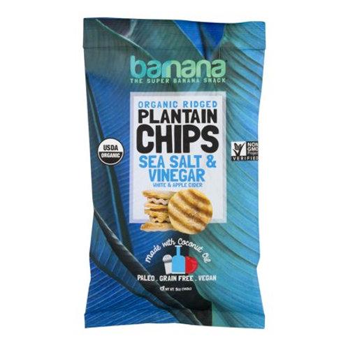 Barnana Plantain Salt Vinegar Chip