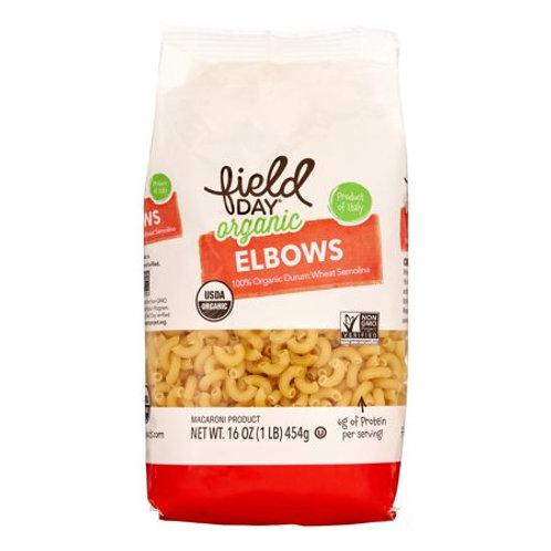 FldDay Elbows Pasta