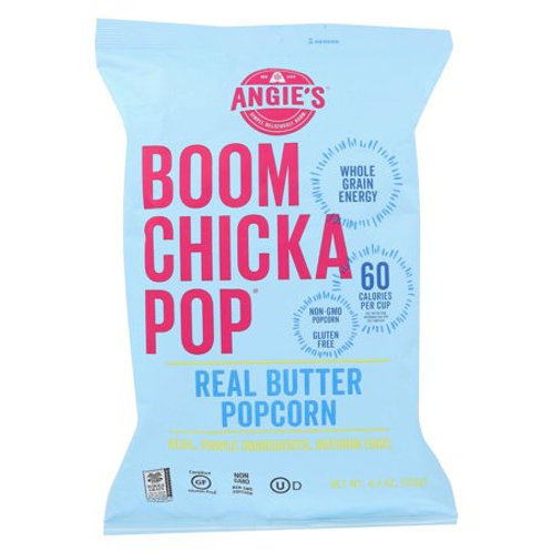 Angies Popcorn Real Butter