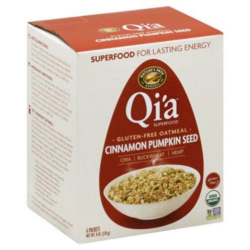 NP Cinn Pumpkin Seed Oatmeal