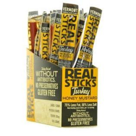 Vermont Honey Mustard Jerky Stick