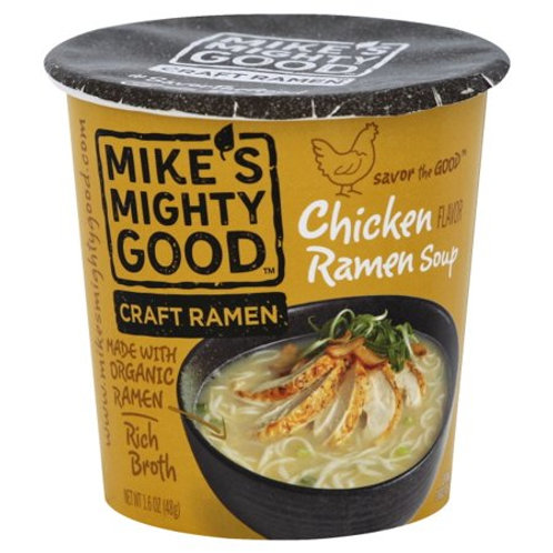 Mikes Mighty Cup Chicken Ramen OG