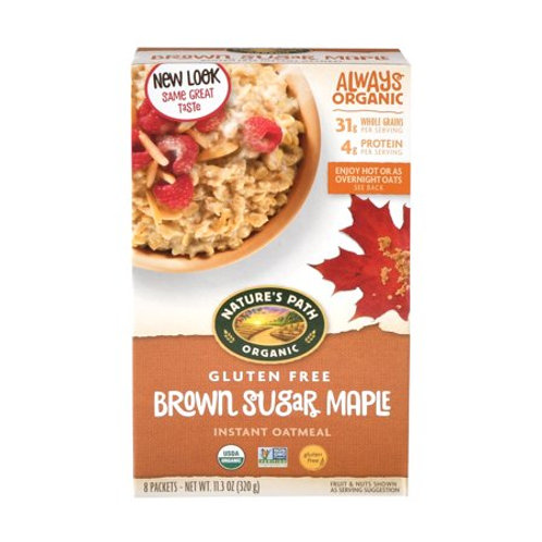 NP Brown Sugar Maple Oatmeal