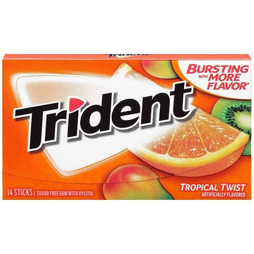 Tropical Twist Gum Sugar Fee 14