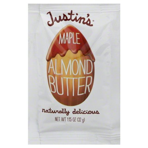 Justins Almond Butter Maple Sqz