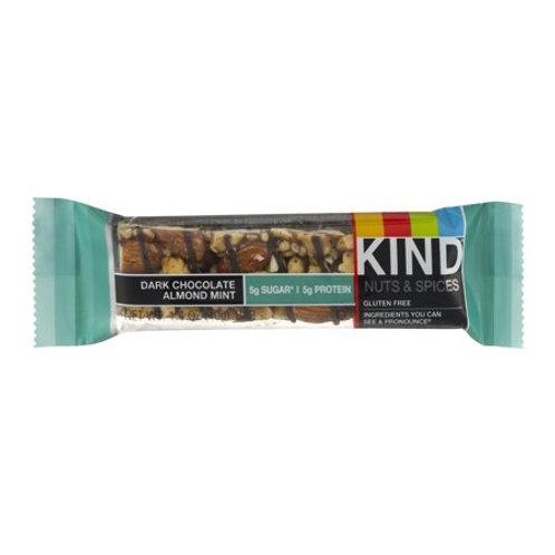 Kind Mint Dark Choc Almond Bar