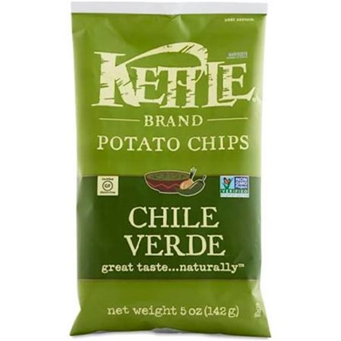 Kettle Chili Verde Chip