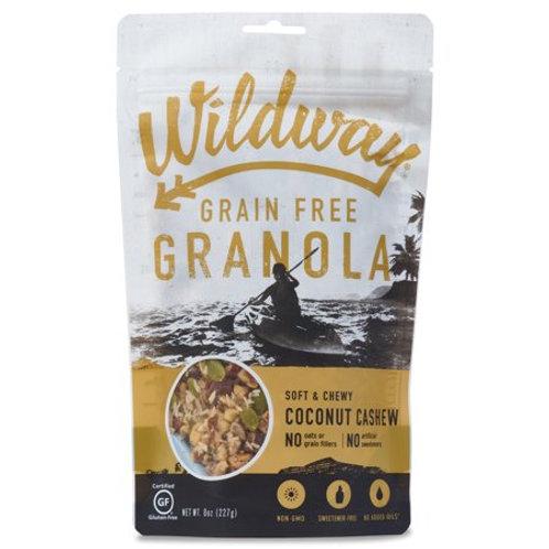 Wildway Coconut Cashew Granola