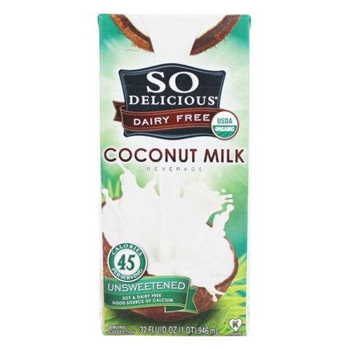 SoDel Unswt Asept Coconut Milk