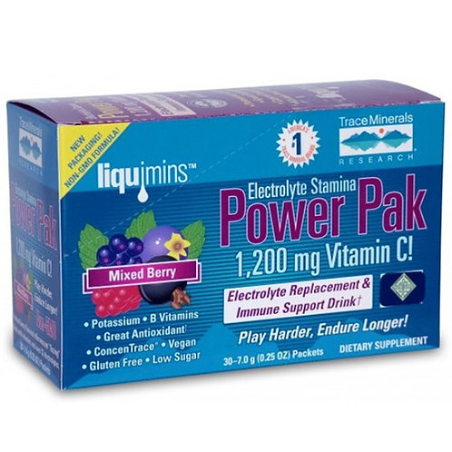 TraceMin Power Mixed Berry