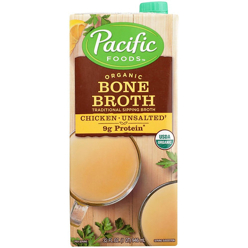 Pacific Chicken Bone Broth