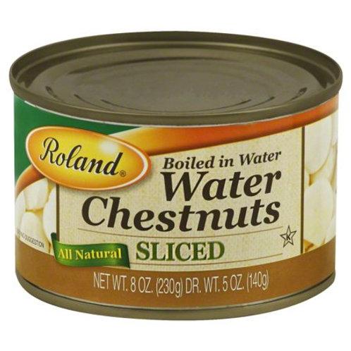 Roland Sliced Water Chestnut