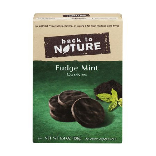 BTN Fudge Mint Cookies
