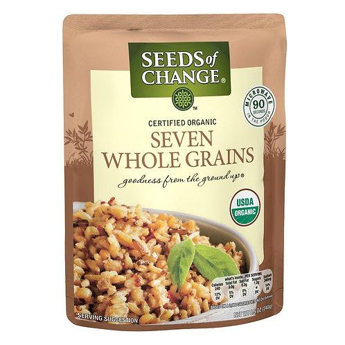 Seeds Seven Whole Grains