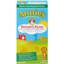 Annies Farm Shape Mac Cheese