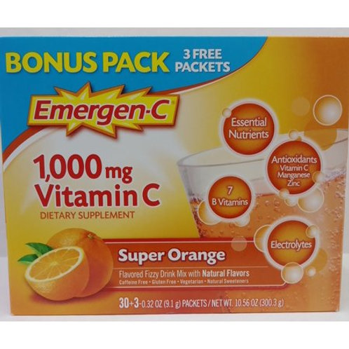 1,000mg Vitamin C Immume Support