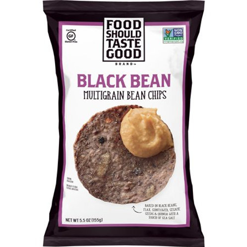 FSTG Black Multigrain Bean Chip