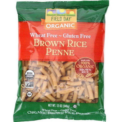 FldDay Penne Brown Rice