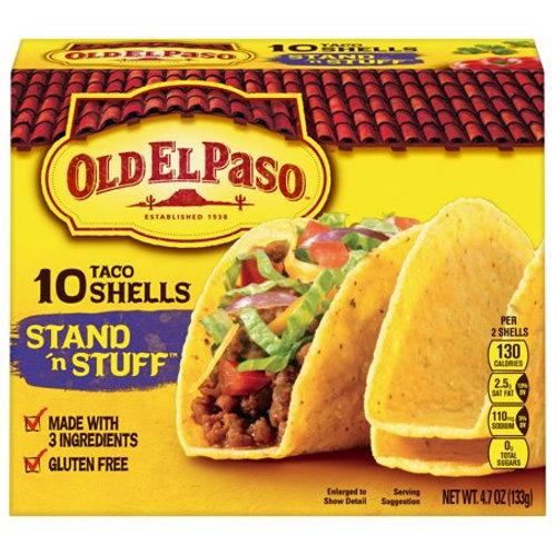 OEP Taco Shells Stand 'n Stuff