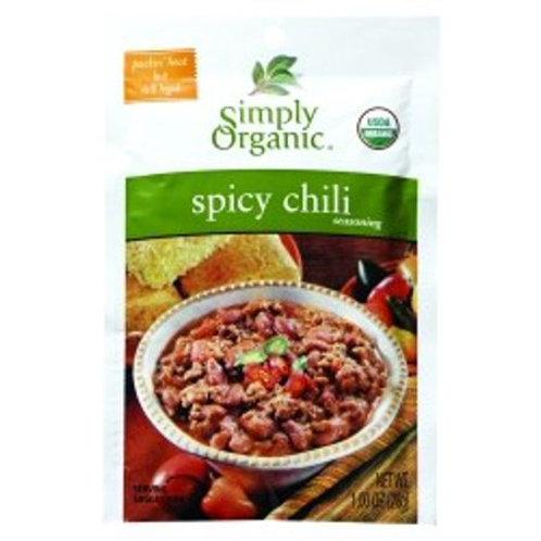 SimplyOg Spicy Chili Seasoning