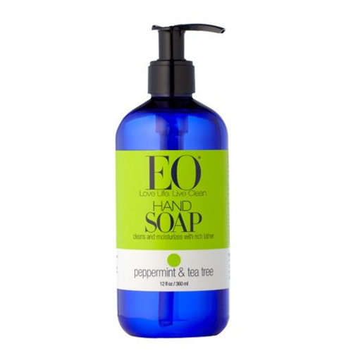 EO Peppermint TeaTree Hand Soap