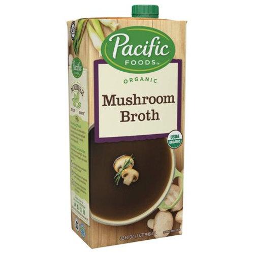 Pacific Mushroom Broth