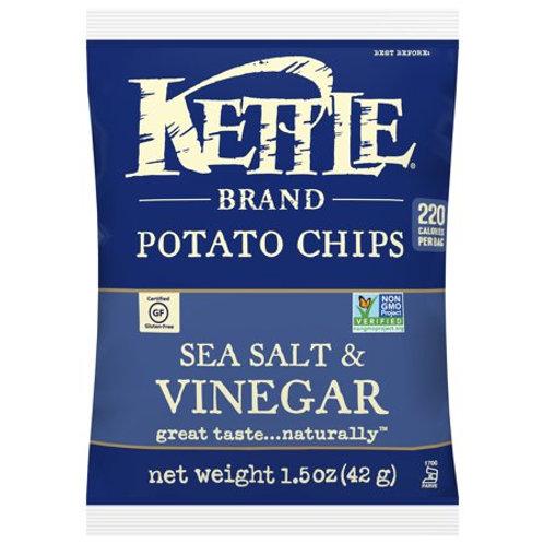 Kettle Sea Salt Vinegar Chip