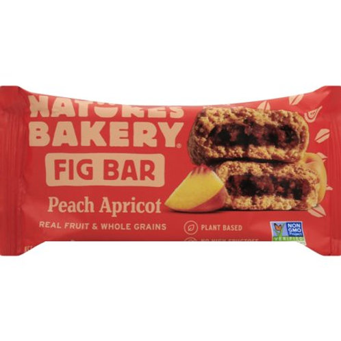 Natural Bakery Peach Apricot Fig Bar