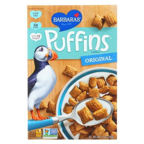 Barbara Puffins Orig Cereal