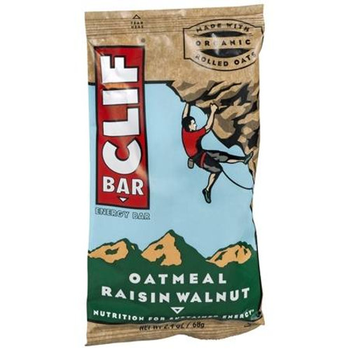 Clif Bar Oat Raisin Walnut