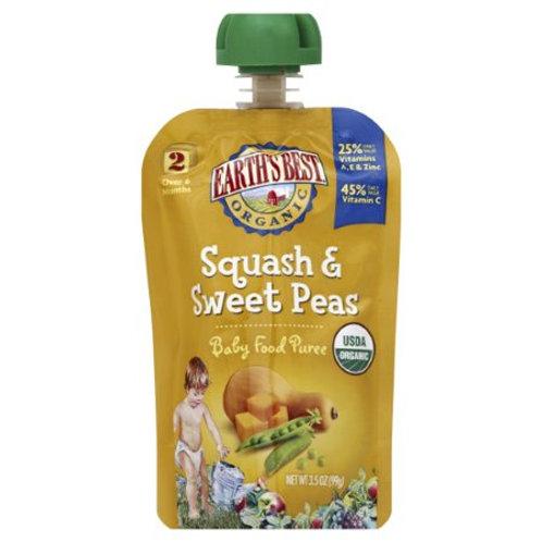 EarthsB Squash Pea