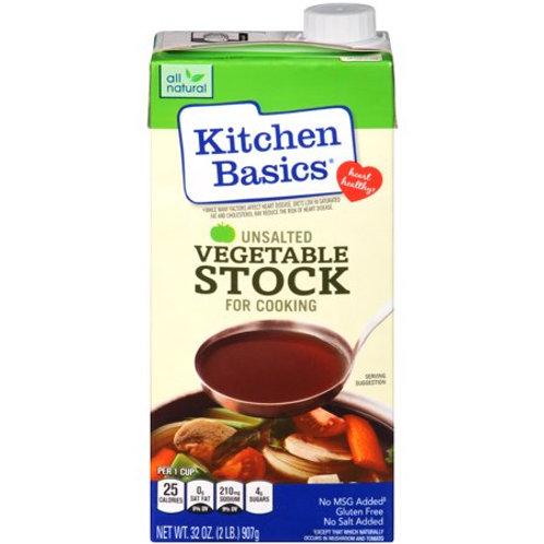 KitBas Vegetable Stock NS