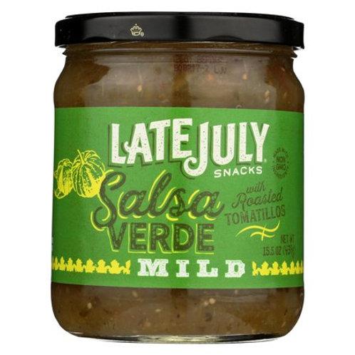 LtJuly Salsa Verde Mild