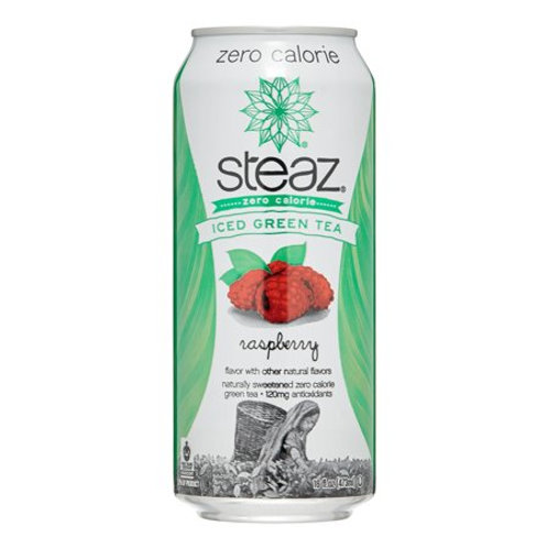 Steaz Raspberry Zero Iced Tea