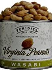 Feridies Wasabi Peanuts