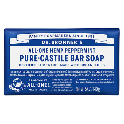 DrB Pepp Bar Soap