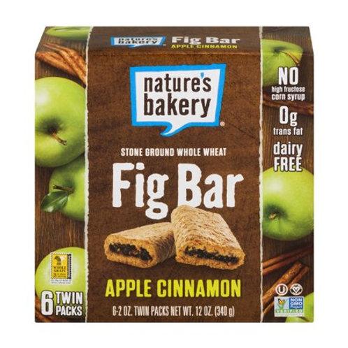NatBkry Apple Cinnamon Fig Bar