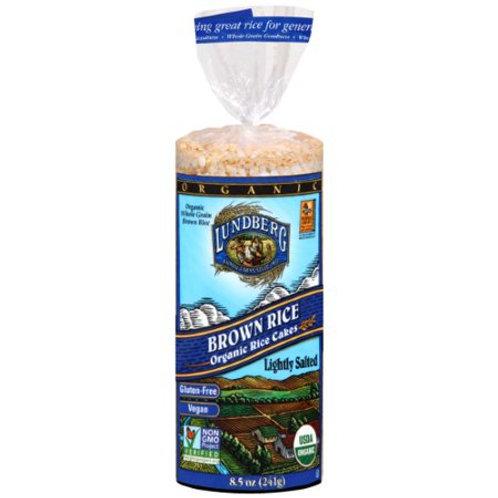 Lundberg Salt Brown Rice Cake