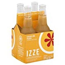 Izze Sparkling Peach Drink