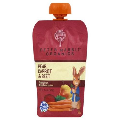 PeterRbbt Beet Carrot Pear