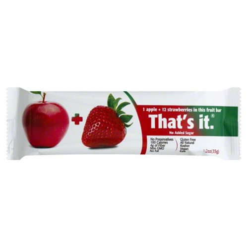 ThatsIt Apple Strawberry