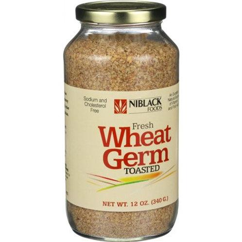 Niblack Toasted Wheat Germ