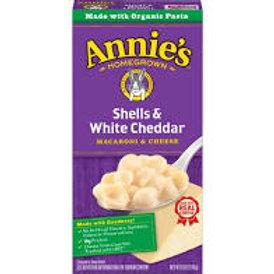 Annies Shells & Wht Cheddr