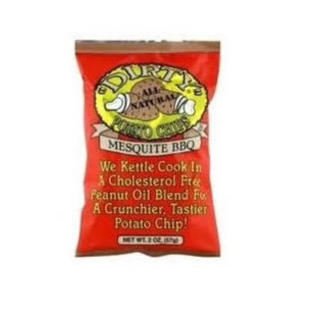 Dirty Mesquite BBQ Chip