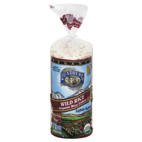 Lundberg Salt Wild Rice Cake