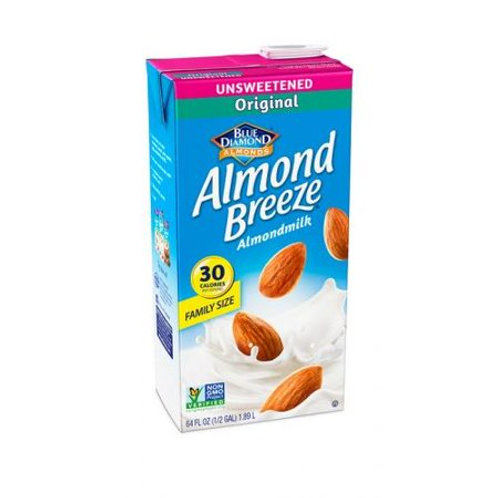 BlueD Almnd Breeze Unswt Orig Milk